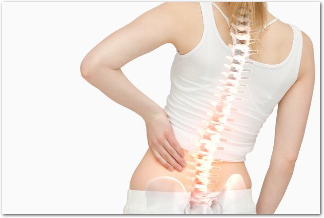 腰痛、背中の痛み、肩こり