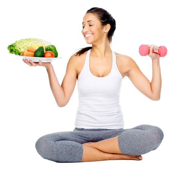 カロリーコントロールと適度な運動