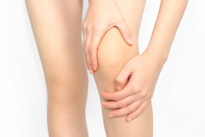 出産後の膝の痛み