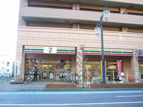 セブンイレブン志木駅南口店