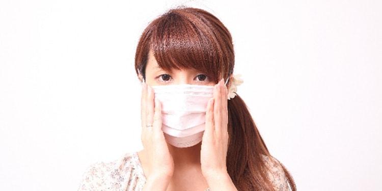 マスクで風邪予防