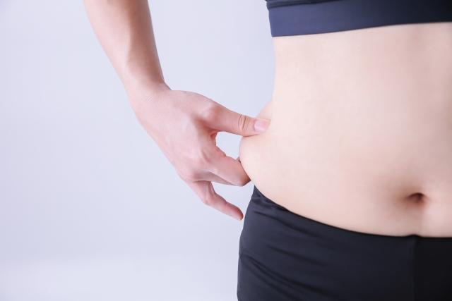 産後のポッコリお腹やウエストの脂肪