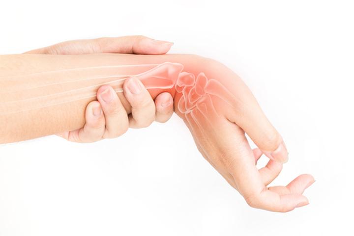 腱鞘炎は長引く可能性があります