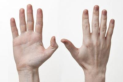 手の平も手の甲も使って抱っこしましょう
