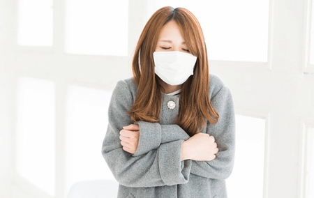 インフルエンザ予防には紅茶