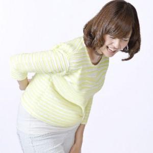 妊娠中から出産後の腰痛