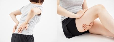 出産後の肩こり腰痛