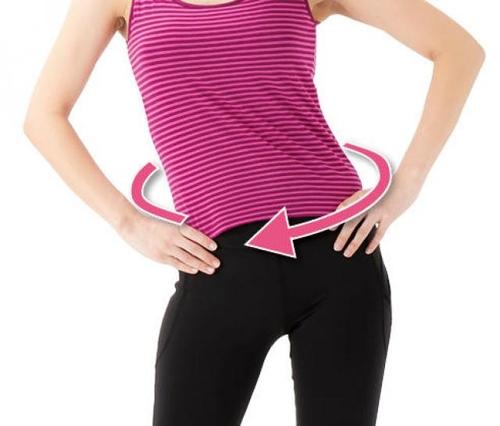 骨盤と仙腸関節の運動で慢性腰痛の予防