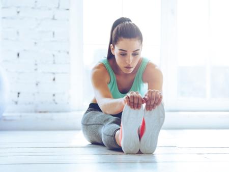 ふくらはぎがつるのは適度な運動で対応