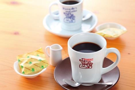 コメダ珈琲店のコーヒー