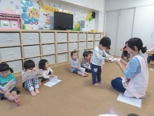 川越小仙波保育園の雰囲気-2