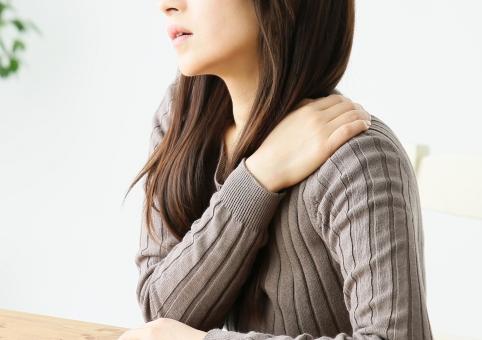 肩こり首の痛み背中の痛み