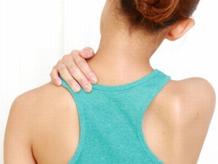 肩甲骨の動きを良くして肩こり予防