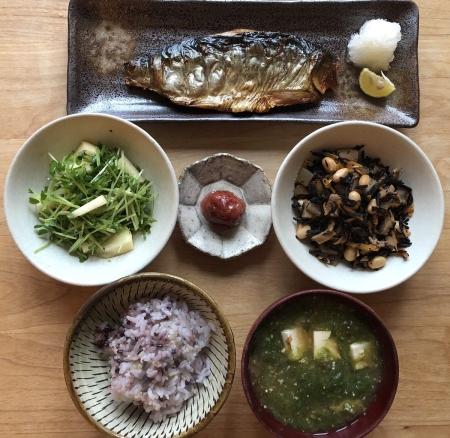 カルシウムとマグネシウムの食材