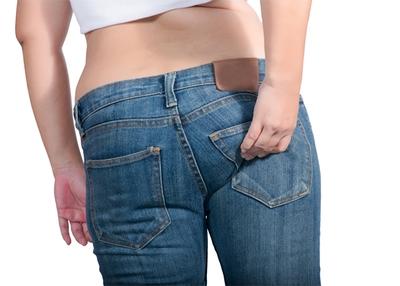 お尻が大きい、下半身太りは骨盤矯正で