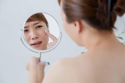 出産後の肌の悩み