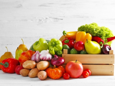栄養のバランス良い食事