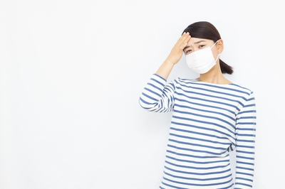 産後に風邪をひきやすい原因と対策