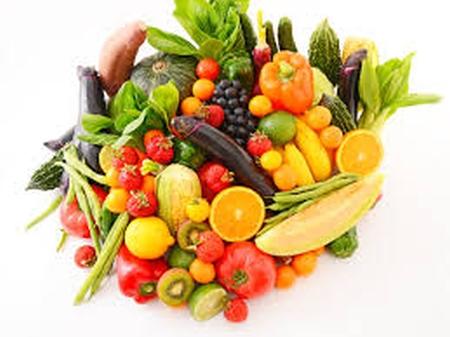 産後の風邪予防にバランスの良い食事