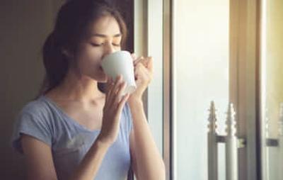 白湯は朝一飲む