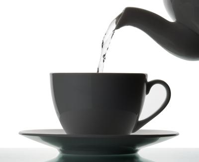 夜に飲む白湯