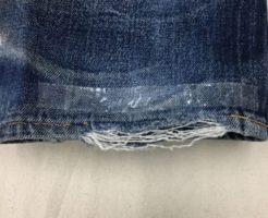 ズボン(パンツ)の裾が片方だけ擦れる原因
