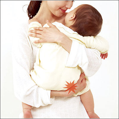 妊娠中から産後のリウマチは腱鞘炎とは違います