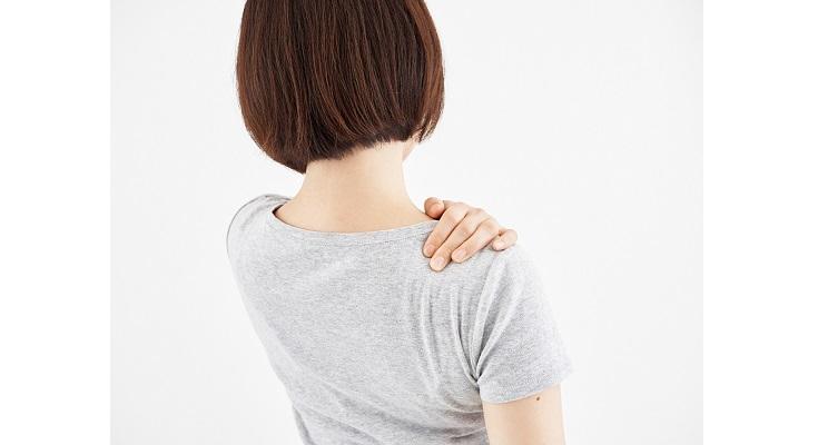 肩こりや首のコリになりやすい肩甲挙筋