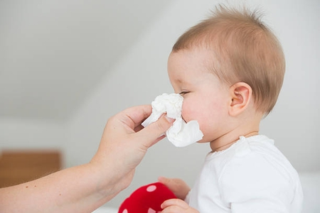赤ちゃんの風邪