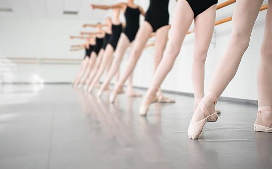バレエのターンアウト