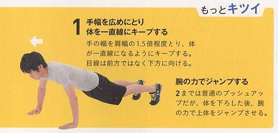 大胸筋の強化7