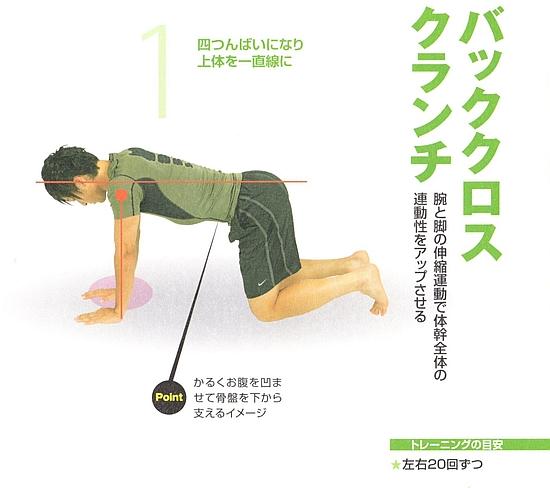 大円筋の強化1