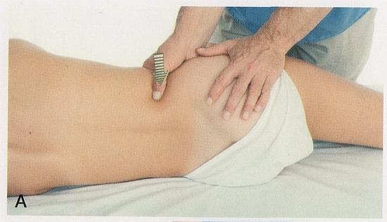 腰方形筋の整体2