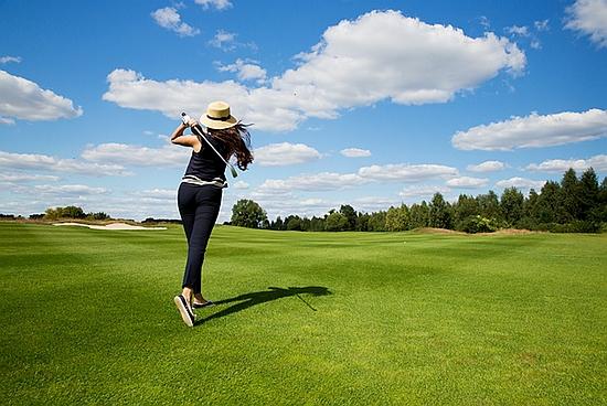 腰方形筋はゴルフでも作用