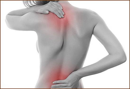 産後の腰痛と背中の痛み