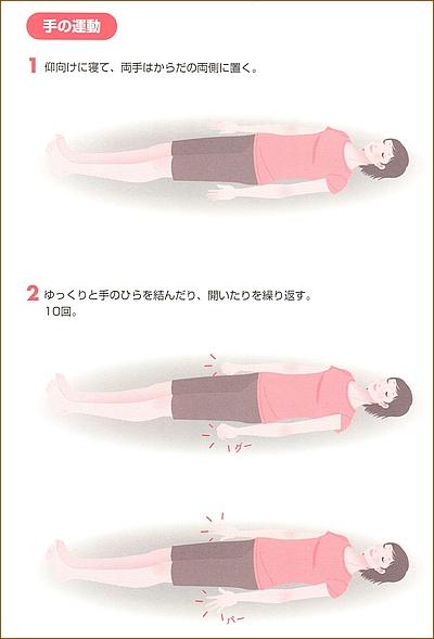 産後の体操3