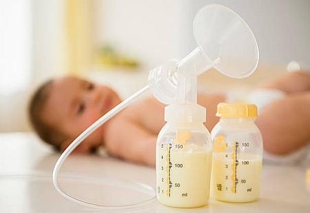 母乳が出すぎる抑制