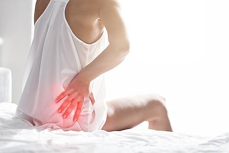朝一の腰の痛み