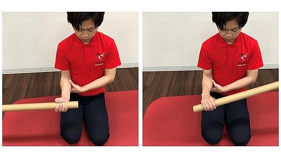 回外筋を鍛える筋トレ方法2