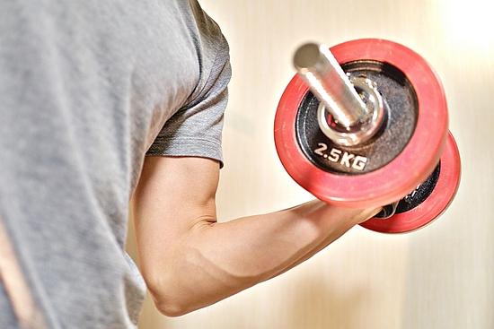 腕橈骨筋の筋力強化筋トレ