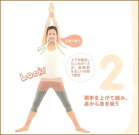 さらに美脚、美尻になる改善運動2