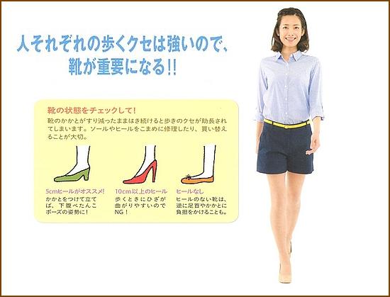 正しい歩き方2