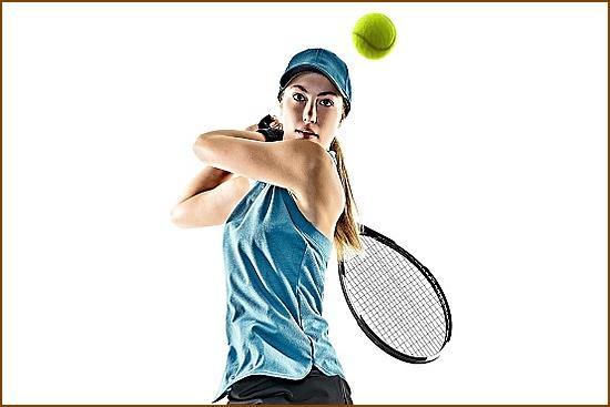 テニス肘・バックハンド