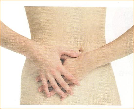 外腹斜筋の整体、マッサージやほぐし方3