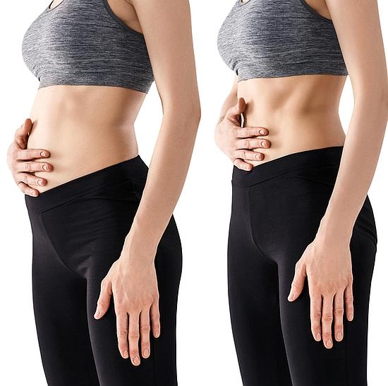 内腹斜筋のストレッチダイエット方法