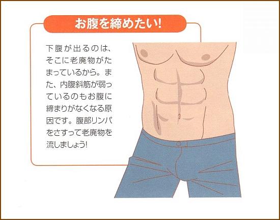 内腹斜筋を鍛えよう